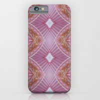 iPhone & iPod Case featuring pink umbrella's made of sugar by Pink grapes