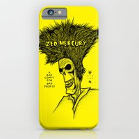 Zed Mercury Cramps tribute iPhone 6 Slim Case