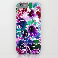 La Flor Plum iPhone 6 Slim Case