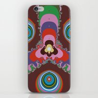 Psychedelic Eyes iPhone & iPod Skin