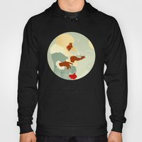 Mountain Poppies Hoody