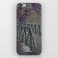 Just a Bridge iPhone & iPod Skin