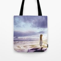 The Lost Story Tote Bag