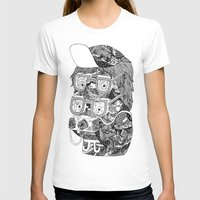hipster T-shirts featuring hipster by Jess John