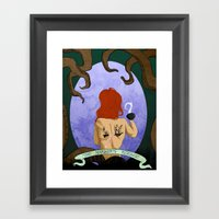 The Mariner's Revenge Framed Art Print