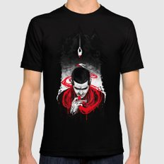 TW: First Blood SMALL Black Mens Fitted Tee