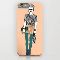 iPhone & iPod Case featuring Party Doo by Jessica Tobin
