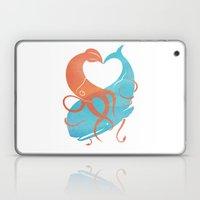 Hug It Out Laptop & iPad Skin