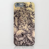 iPhone Cases featuring Creation by Vincent Vernacatola