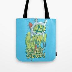 Zombie Finn Tote Bag