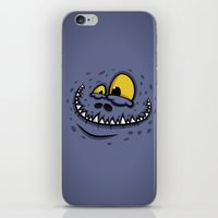 TEETH MONSTER iPhone & iPod Skin