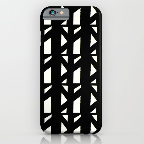 Marsman Black & White Pattern iPhone & iPod Case