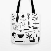 doddle Tote Bag
