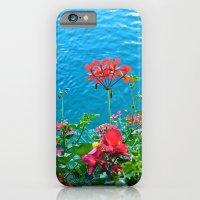 Chapel Bridge Flowers iPhone 6 Slim Case