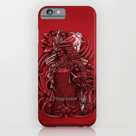 Samurai Koi iPhone & iPod Case