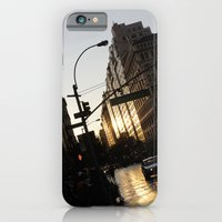 iPhone & iPod Case featuring New York City Union Square NYC by Eric James Photography
