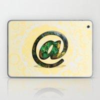 At Sign {@} Series - Coo… Laptop & iPad Skin