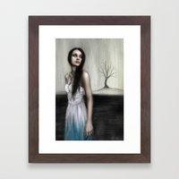 From Strange Waters Framed Art Print