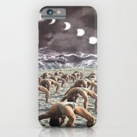 Moon Salutation iPhone 6 Slim Case