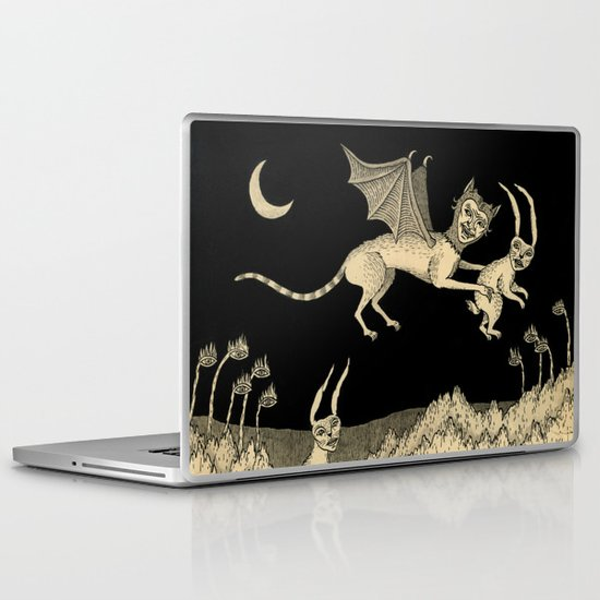 An Abrupt Farewell Laptop & iPad Skin
