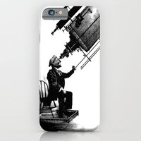 iPhone & iPod Case featuring Who's Looking at Who? by Will Santino