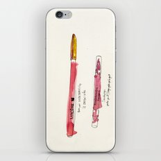 Le Crayôn iPhone & iPod Skin