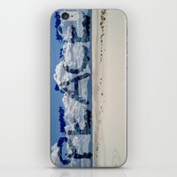 Clearly At Peace iPhone & iPod Skin