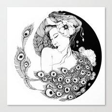 Asian Song Canvas Print