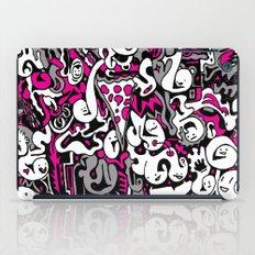 Ghost Doodles iPad Case