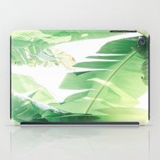 Jungle Abstract II iPad Case