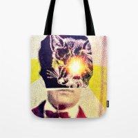 Gentleman Fox Tote Bag