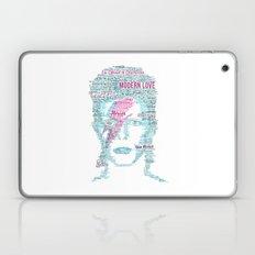 Sing my Bowie Laptop & iPad Skin