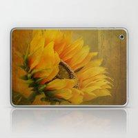 Sunflower Magic Laptop & iPad Skin