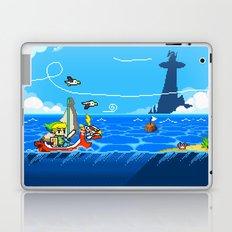 The Legend of Zelda: Wind Waker Advance Laptop & iPad Skin