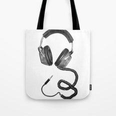 Headphone Culture Tote Bag