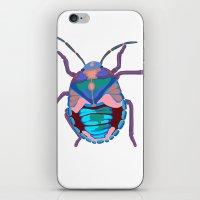 A Beautiful Beetle iPhone & iPod Skin