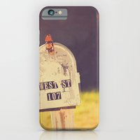 West street iPhone 6 Slim Case