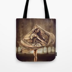 Dancerulean Tote Bag