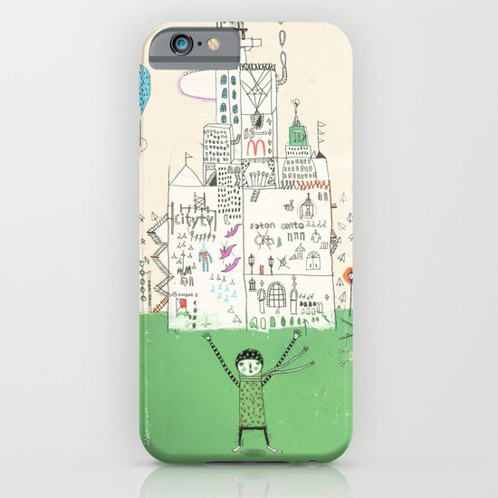 I love life. iPhone & iPod Case