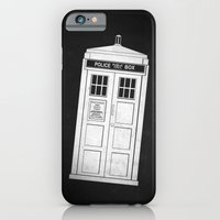 iPhone & iPod Case featuring DOCTOR WHO by John Medbury (LAZY J Studios)