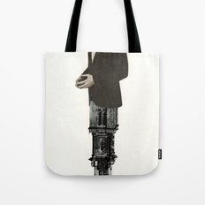 Deconstruction III (Sentinel) Tote Bag