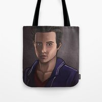 Jacob Wells | The Following Tote Bag