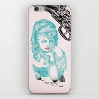 Dainty/Deadly iPhone & iPod Skin