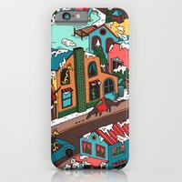 This Place Is A Zoo! iPhone 6 Slim Case