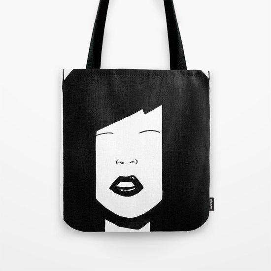 My China Girl Tote Bag