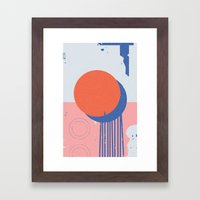 Rosetta (2) Framed Art Print