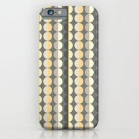 iPhone & iPod Case featuring Scandi Strands by Katy Clemmans