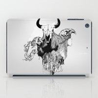I Kill You iPad Case