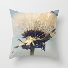 Skyduster Throw Pillow