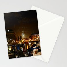 Yellow Moon Stationery Cards